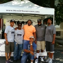 Group Pic with Councilman Nick Mosby 193